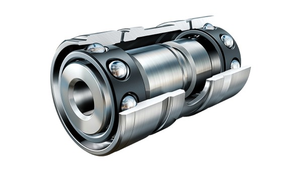 Rolling bearings for turbochargers