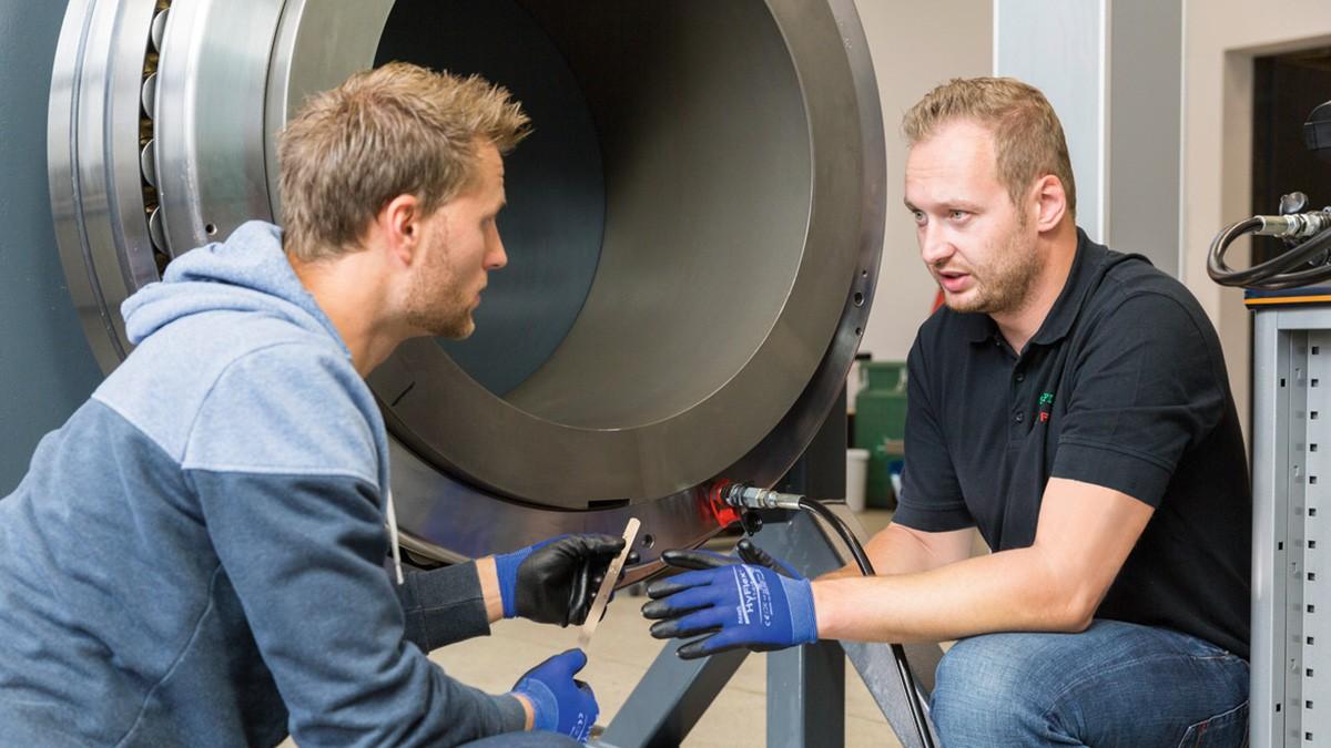 Schaeffler maintenance services